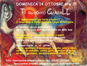 Ti racconto Chagall