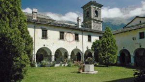 ABBAZIA DELLA NOVALESA @ Como | Lombardia | Italia