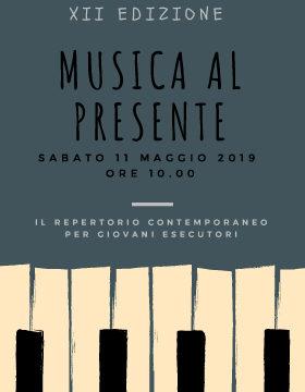 """""""Musica al presente"""""""