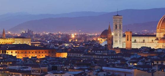 Firenze e Vinci