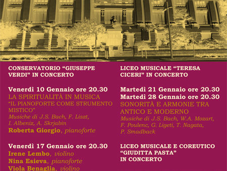 Carducci Giovani – vari concerti