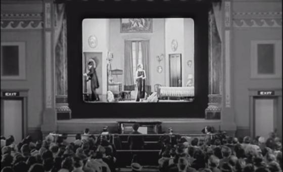 MUSICA IMMAGINATA – repertorio pianistico per il cinema muto