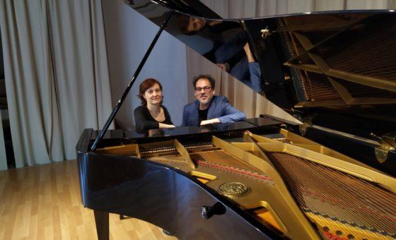 DUO GELFINI – RIVERO PIANOFORTE A QUATTRO MANI – diretta Streaming