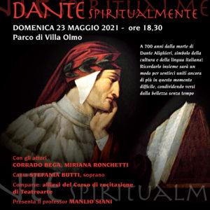 Dante Spritualmente – 23 Maggio 2021