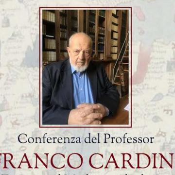 Conferenza Professor Franco Cardini – 10 Novembre '21