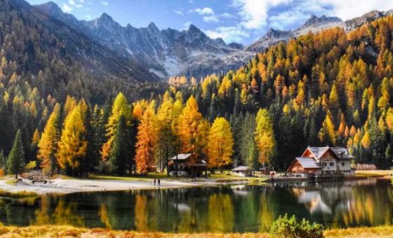 Viaggio in Trentino – dal 04 al 07 Novembre 2021